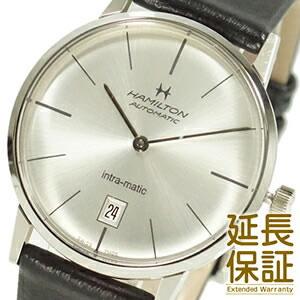 【レビュー記入確認後7年保証】ハミルトン 腕時計 HAMILTON 時計 並行輸入品 H38455751 メンズ Intra-Matic イントラマティック
