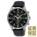 【正規品】海外SEIKO 海外セイコー 腕時計 SNDC89P2 メンズ クロノグラフ SNDC89PD