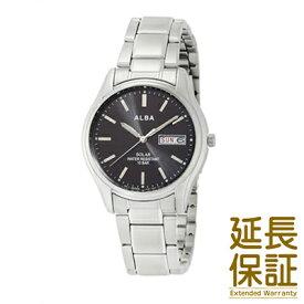 【国内正規品】ALBA アルバ 腕時計 SEIKO セイコー AEFD540 メンズ ソーラー ペアモデル