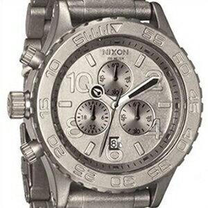 ニクソン 腕時計 NIXON 時計 並行輸入品 A037 1033 メンズ 男女兼用 42-20 Chrono 42-20 クロノ クロノグラフ