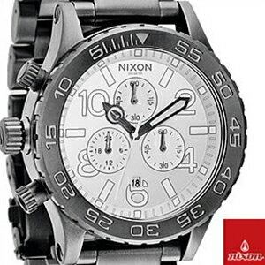ニクソン 腕時計 NIXON 時計 並行輸入品 A037 486 メンズ THE 42-20 CHRONO クロノグラフ