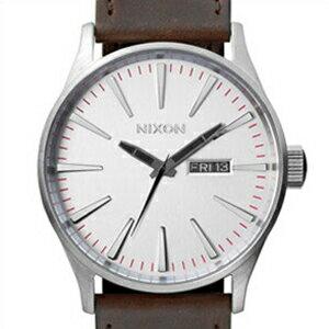 【並行輸入品】ニクソン NIXON 腕時計 A105-1113 メンズ THE SENTRY LEATHER クオーツ