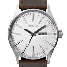 【並行輸入品】NIXON ニクソン 腕時計 A105-1113 メンズ THE SENTRY LEATHER クオーツ