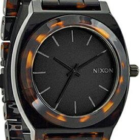 【並行輸入品】NIXON ニクソン 腕時計 A327 1061 男女兼用 TIME TELLER ACETATE タイムテラーアセテート