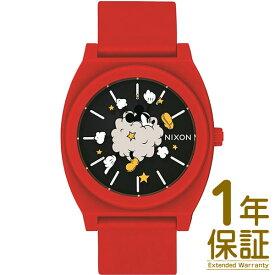 【並行輸入品】NIXON ニクソン 腕時計 A119-3098 レディース THE TIME TELLER P ミッキーマウス Disney ディズニー クオーツ