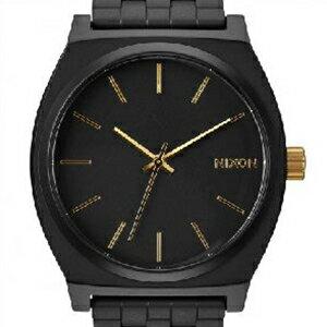 【レビュー記入確認後次回送料無料クーポン】ニクソン 腕時計 NIXON 時計 並行輸入品 A045 1041 メンズ THE TIME TELLER タイムテラー マットブラック