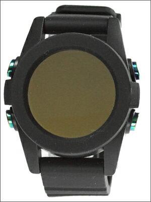 NIXONニクソン腕時計A1971630メンズTHEUNITユニットBLACK/COSMOSブラック/コスモス