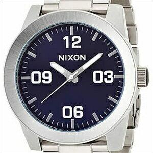 【並行輸入品】ニクソン NIXON 腕時計 A346 1258 メンズ THE CORPORAL コーポラル SS BLUE SUNRAY ブルーサンレイ