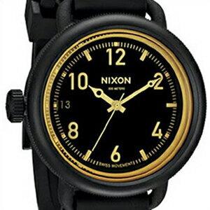 ニクソン 腕時計 NIXON 時計 並行輸入品 A488 1354 メンズ THE OCTOBER オクトーバー マットブラック/オレンジティント