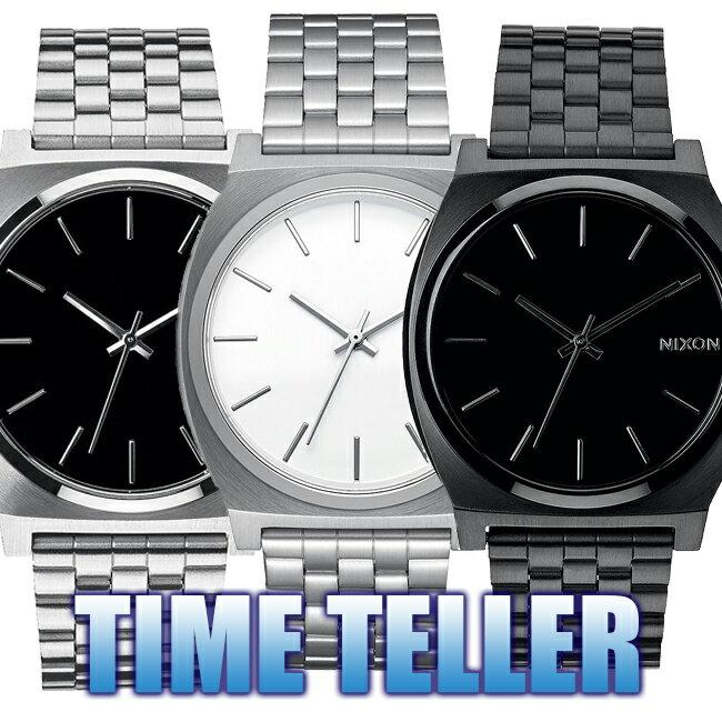 NIXON ニクソン 腕時計 302021 メンズ THE TIME TELLER タイムテラー