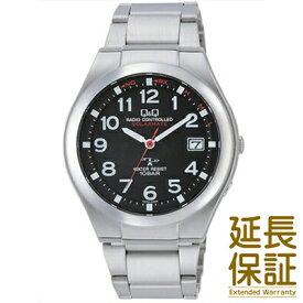 【国内正規品】Q&Q キュー&キュー 腕時計 CITIZEN シチズン CBM QQ HG12-205 メンズ SOLARMATE ソーラーメイト クロノグラフ