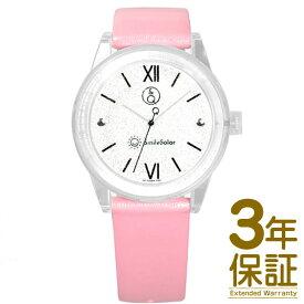 【国内正規品】Q&Q Smile Solar キューアンドキュー スマイルソーラー 腕時計 シチズン QQ Series 005 RP18-004 レディース