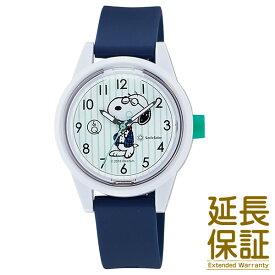 【正規品】Q&Q Smile Solar キューアンドキュー スマイルソーラー 腕時計 シチズン QQ Peanuts Collection ピーナッツコレクション RP29J806 メンズ レディース