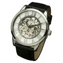 【正規品】SALVATORE MARRA サルバトーレ・マーラ 腕時計 SM16101-SSWH メンズ