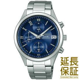 【正規品】WIRED ワイアード 腕時計 SEIKO セイコー AGAD096 メンズ PAIR STYLE ペアウオッチ クロノグラフ ソーラー (レディースはAGED103)