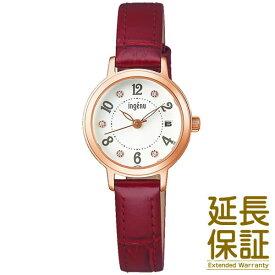 【国内正規品】ALBA アルバ 腕時計 SEIKO セイコー AHJK446 レディース ingenu アンジェーヌ クオーツ