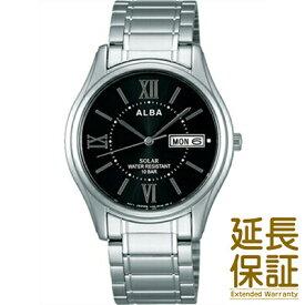 【国内正規品】ALBA アルバ 腕時計 SEIKO セイコー AEFD553 メンズ ソーラー ハードレックス
