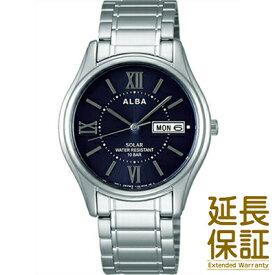 【国内正規品】ALBA アルバ 腕時計 SEIKO セイコー AEFD555 メンズ ソーラー ハードレックス