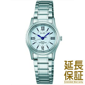 【国内正規品】ALBA アルバ 腕時計 SEIKO セイコー AEGD554 レディース ソーラー ハードレックス