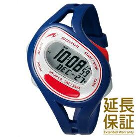 【あす楽】【レビュー記入確認後3年保証】ソーマ 腕時計 SOMA 時計 正規品 NS23003 メンズ RunONE50