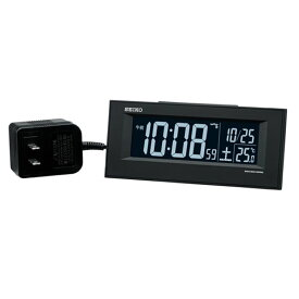 【正規品】SEIKO セイコー クロック DL209K 置時計 電波時計