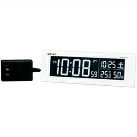 【正規品】SEIKO セイコー クロック DL305W 電波 置時計 シリーズC3