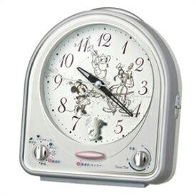 【正規品】SEIKO セイコー クロック FD464S 目覚まし時計 Disney Time ディズニータイム