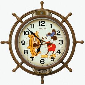 【正規品】SEIKO セイコー クロック FW583A 電波 振り子掛け時計 ミッキー&フレンズ