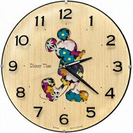 【正規品】SEIKO セイコー クロック FW586B 掛時計 ディズニー ミッキーマウス ミッキー & フレンズ