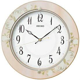 【正規品】SEIKO セイコー クロック KX220P 電波 掛時計 スタンダード