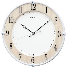 【正規品】SEIKO セイコー クロック KX242B 電波掛け時計 スタンダード スワロフスキークリスタル