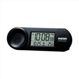 【正規品】SEIKO セイコー クロック NR532K 電波時計 大音量 デジタル 目覚まし時計 BLACK ブラック