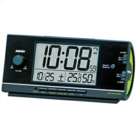 【正規品】SEIKO セイコー クロック NR534K 目覚まし時計 置時計 電波時計 インテリア