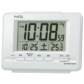 【正規品】SEIKO セイコー クロック NR535H 目覚まし時計 電波時計