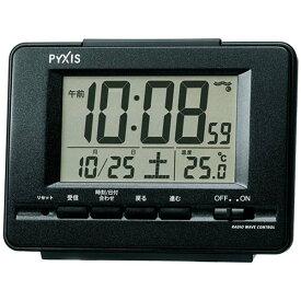 【正規品】SEIKO セイコー クロック NR535K 目覚まし時計 電波時計