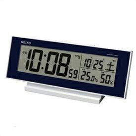 【正規品】SEIKO セイコー クロック SQ762L 電波置時計