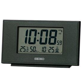 【正規品】SEIKO セイコー クロック 60サイズ SQ790K デジタル 電波置き時計