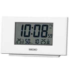 【正規品】SEIKO セイコー クロック 60サイズ SQ790W デジタル 電波置き時計
