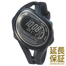 【正規品】SOMA ソーマ 腕時計 DWJ23 0001 ユニセックス RunONE 50 ランワン50 ブラック/グレイ