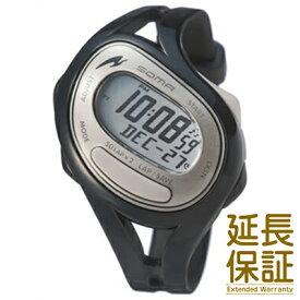 【国内正規品】SOMA ソーマ 腕時計 DWJ23 0002 ユニセックス RunONE 50 ランワン50 ブラック/ピンクゴールド