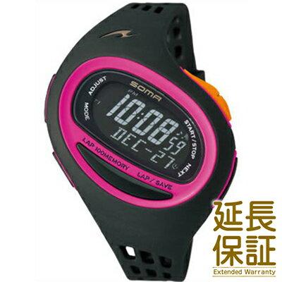 【レビュー記入確認後3年保証】ソーマ 腕時計 SOMA 時計 正規品 NS09008 ユニセックス RunONE ランワン 100SL MEDIUM ミディアム