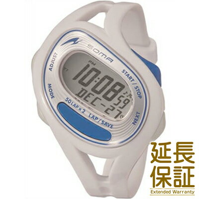 【レビュー記入確認後3年保証】ソーマ 腕時計 SOMA 時計 正規品 NS23001 ユニセックス RunONE ランワン 50