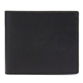A.P.C アー・ペー・セー 60サイズ PXAWV H63336 メンズ 2つ折り財布 ALY LOGO LETTRES WALLET PXAWV