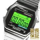 【レビュー記入確認後1年保証】タイメックス 腕時計 TIMEX 時計 並行輸入品 T78587 男女兼用 クラシックデジタル 海外…