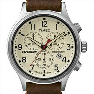 【並行輸入品】タイメックス TIMEX 腕時計 TW4B04300 メンズ EXPEDITION SCOUT METAL エクスペディション スカウト メタル クロノグラフ クオーツ