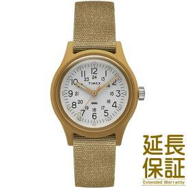 【正規品】TIMEX タイメックス 腕時計 TW2T33900 レディース Camper ・MK1 エムケーワン 【日本限定】 オリジナルキャンパー