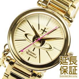 【並行輸入品】ヴィヴィアンウエストウッド Vivienne Westwood 腕時計 VV006KGD レディース Kensington ケンジントン