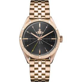 Vivienne Westwood ヴィヴィアンウエストウッド 腕時計 VV192BKRS メンズ CONDUIT コンジット クオーツ