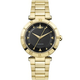 【並行輸入品】Vivienne Westwood ヴィヴィアンウエストウッド 腕時計 VV206BKGD レディース クオーツ