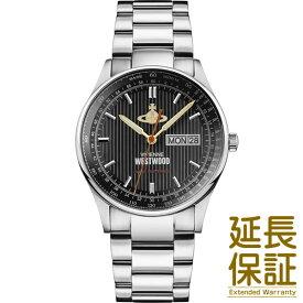 【並行輸入品】Vivienne Westwood ヴィヴィアンウエストウッド 腕時計 VV207BKSL メンズ The Cranbourne クランボーン クオーツ